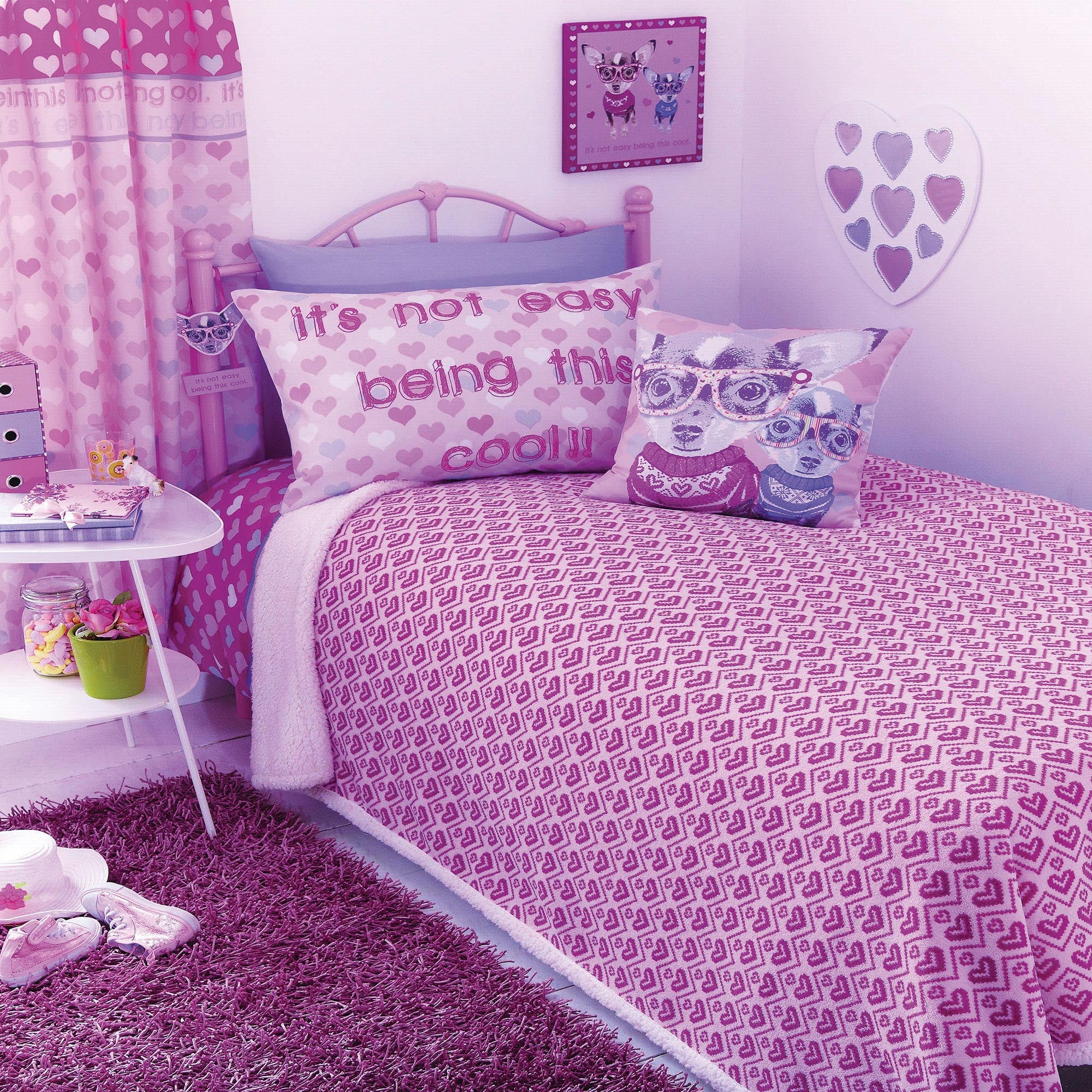 Kids Tiny and Doodle Bedlinen Collection
