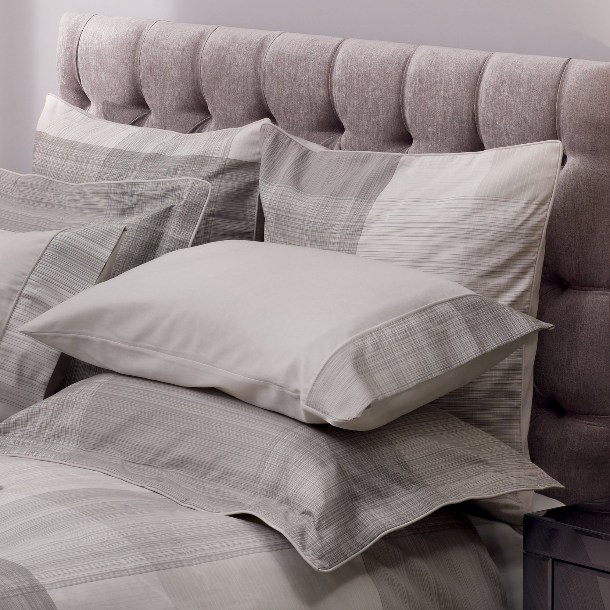Grey Hotel Cannes Collection Continental Pillowcase