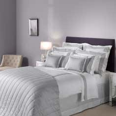 Champagne Hotel Hampton Collection Duvet Cover