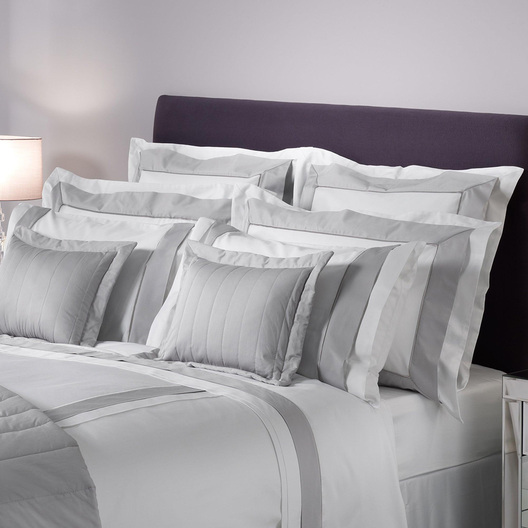 Champagne Hotel Hampton Collection Continental Pillowcase
