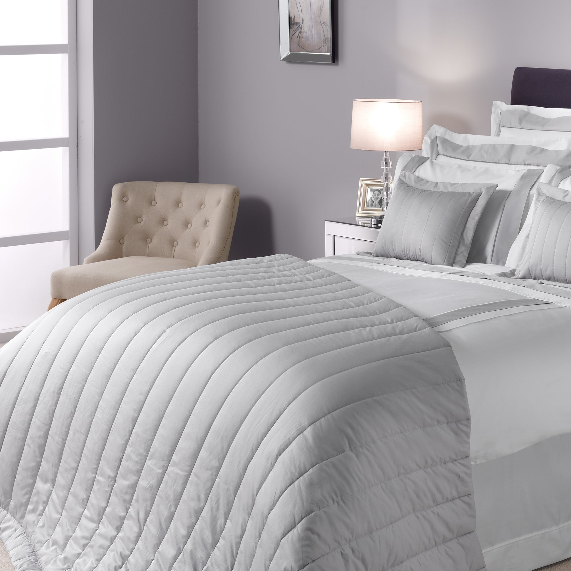 Champagne Hotel Hampton Bedlinen Collection