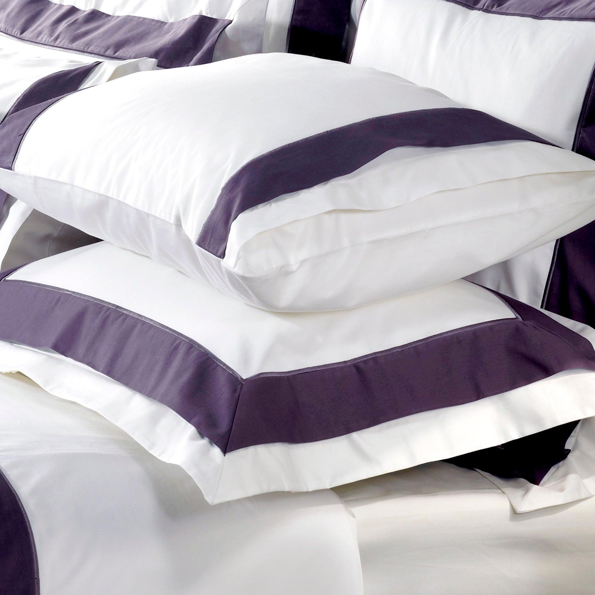 Grey Hotel Hampton Collection Cuffed Pillowcase