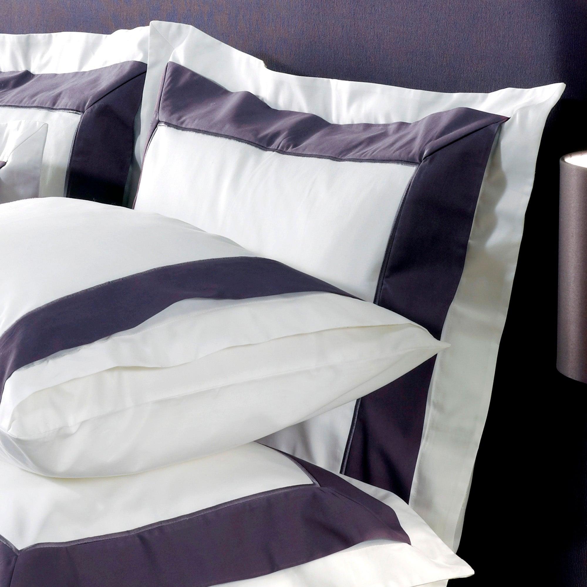 Grey Hotel Hampton Collection Continental Pillowcase