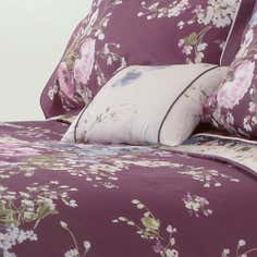 Dorma Purple Florence Collection Cushion