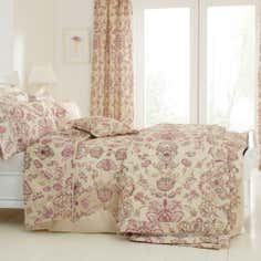 Dorma Plum Marseille Collection Throw