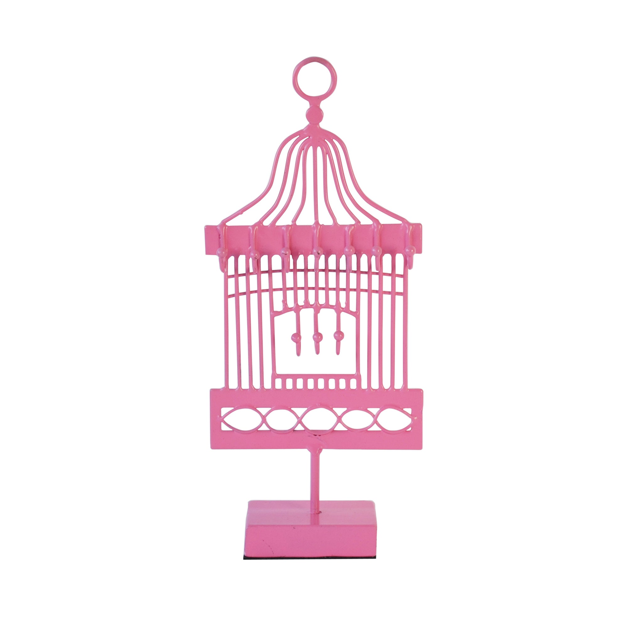 Kids Birdcage Collection Jewellery Stand