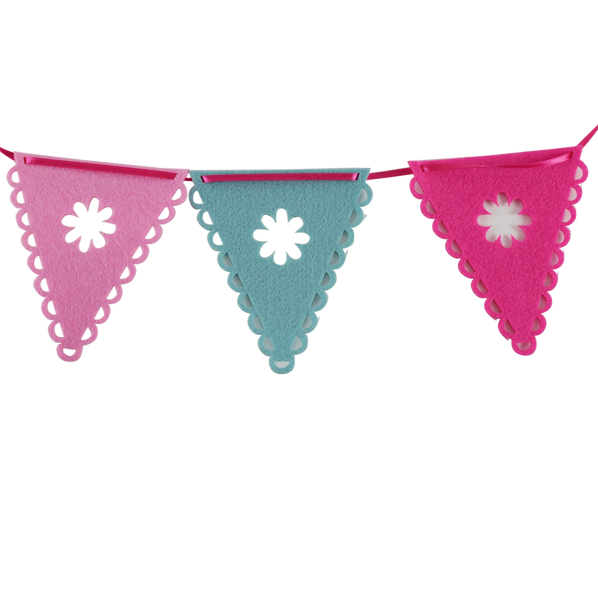 Kids Birdcage Collection Felt Bunting
