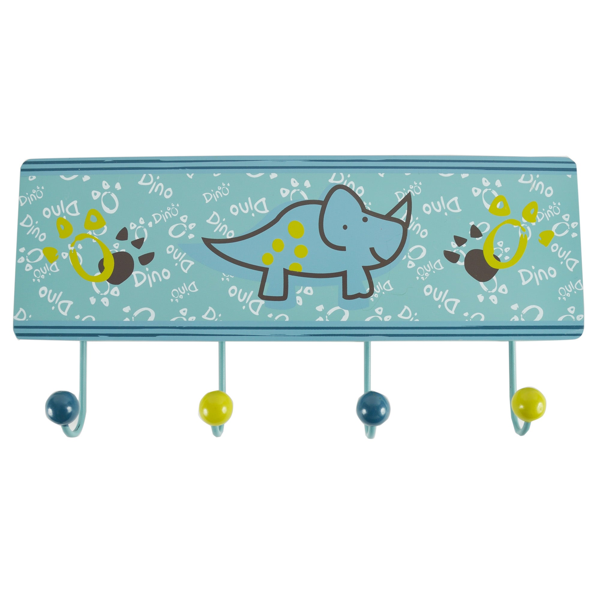 Kids Roaring Dino Collection Wall Hook