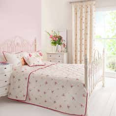 Pink Darcy Collection Bedspread