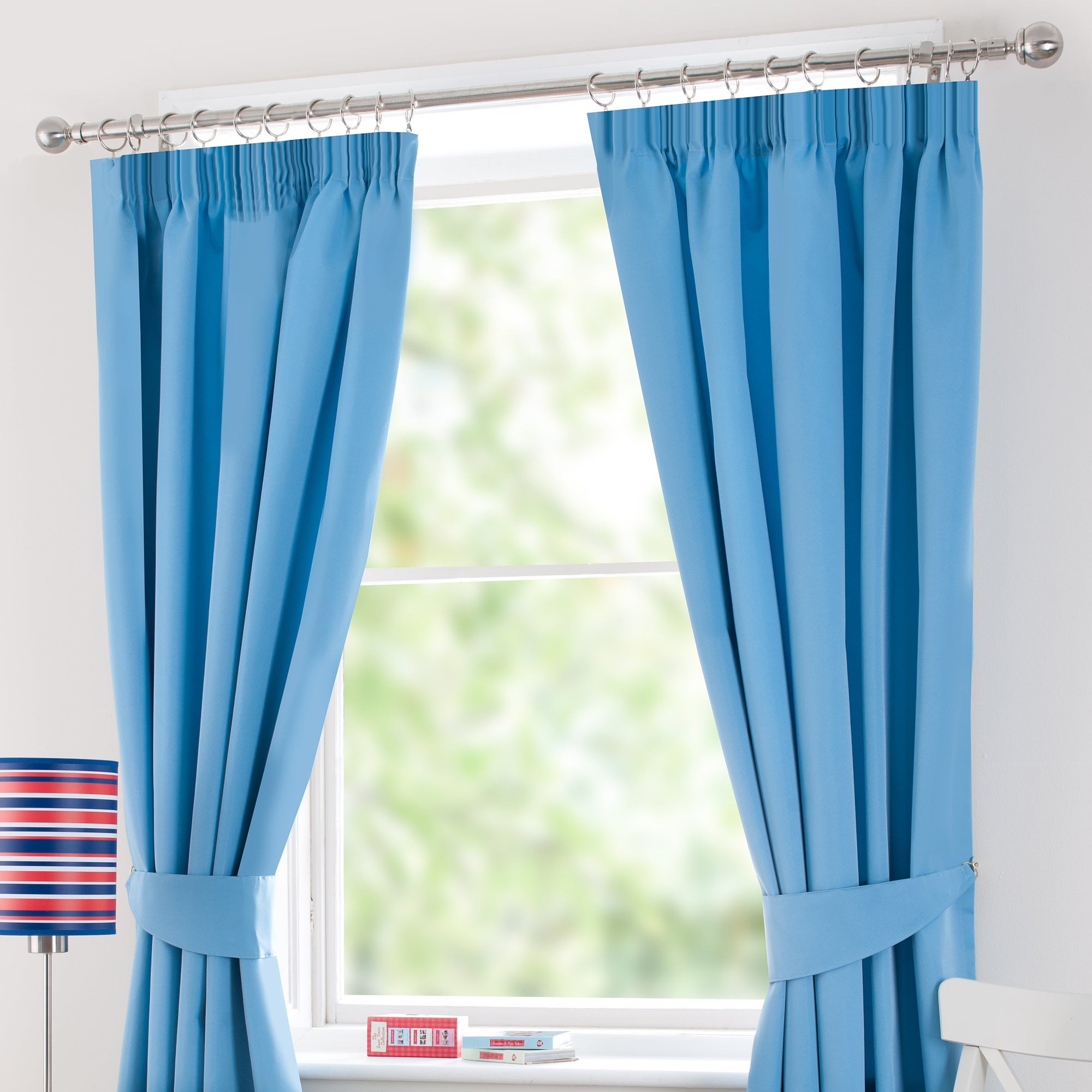 Kids Thermal Pencil Pleat Curtains
