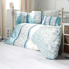 Blue Chinoiserie Collection Duvet Cover