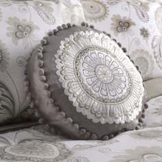 Natural Folk Floral Collection Cushion