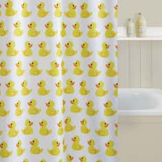 Duck Shower Curtain