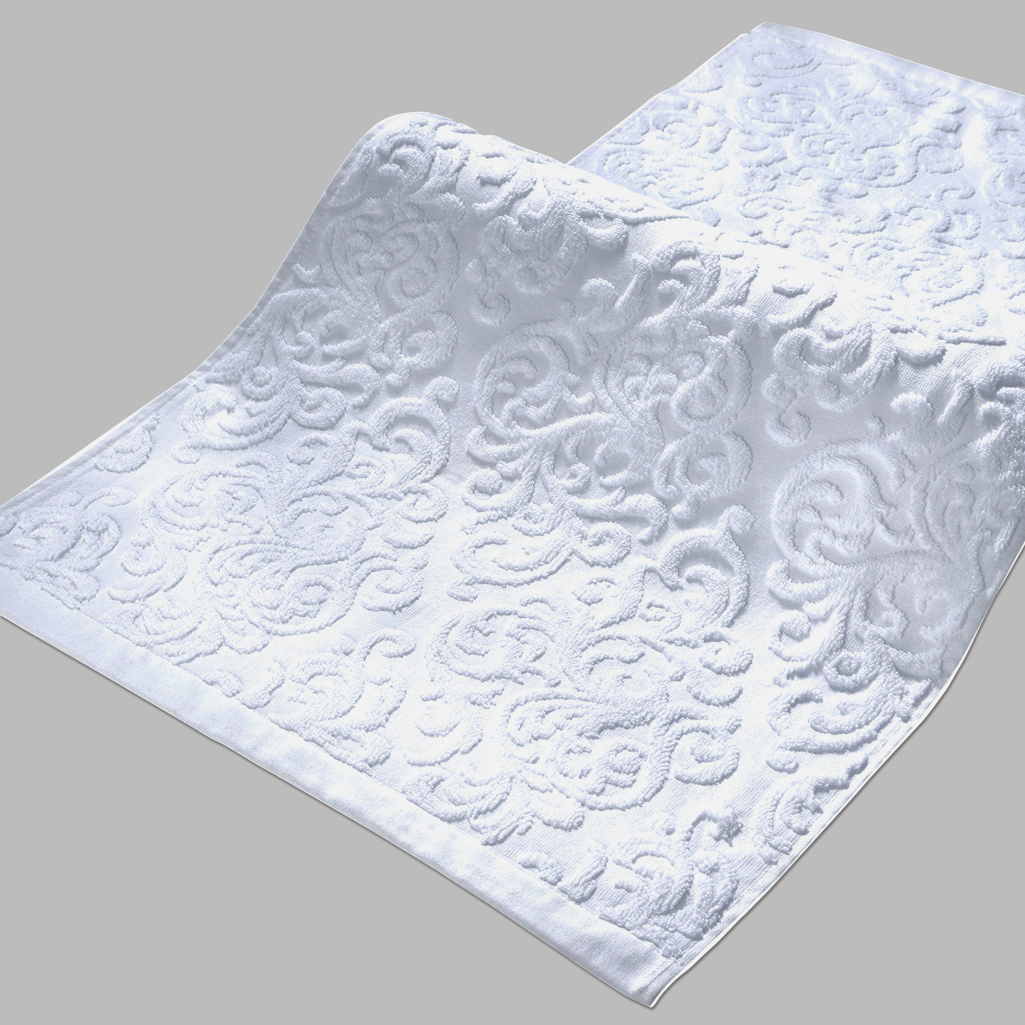 Hotel Scroll Sculpture Towel