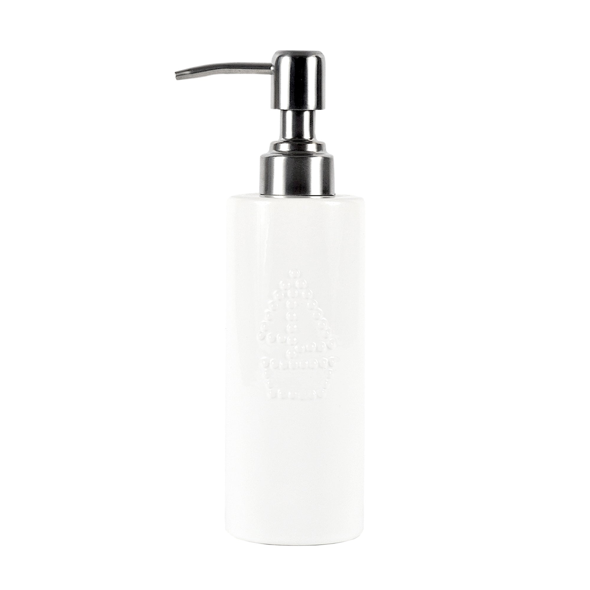 Seaside Embossed Collection Boat Lotion Dispenser