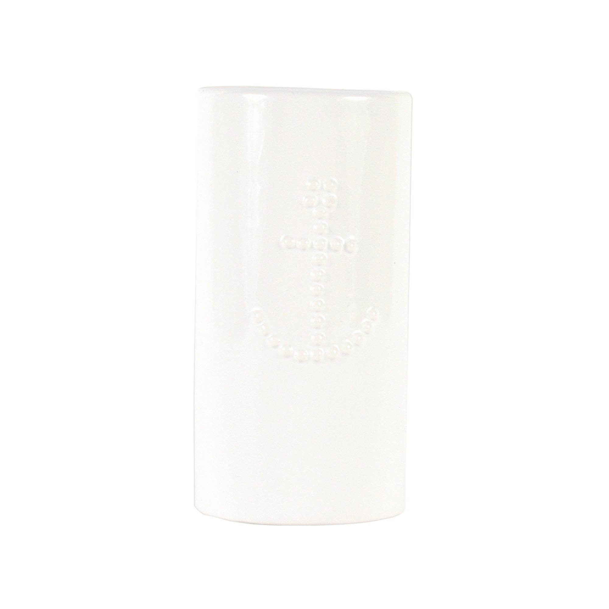 Seaside Embossed Collection Anchor Tumbler
