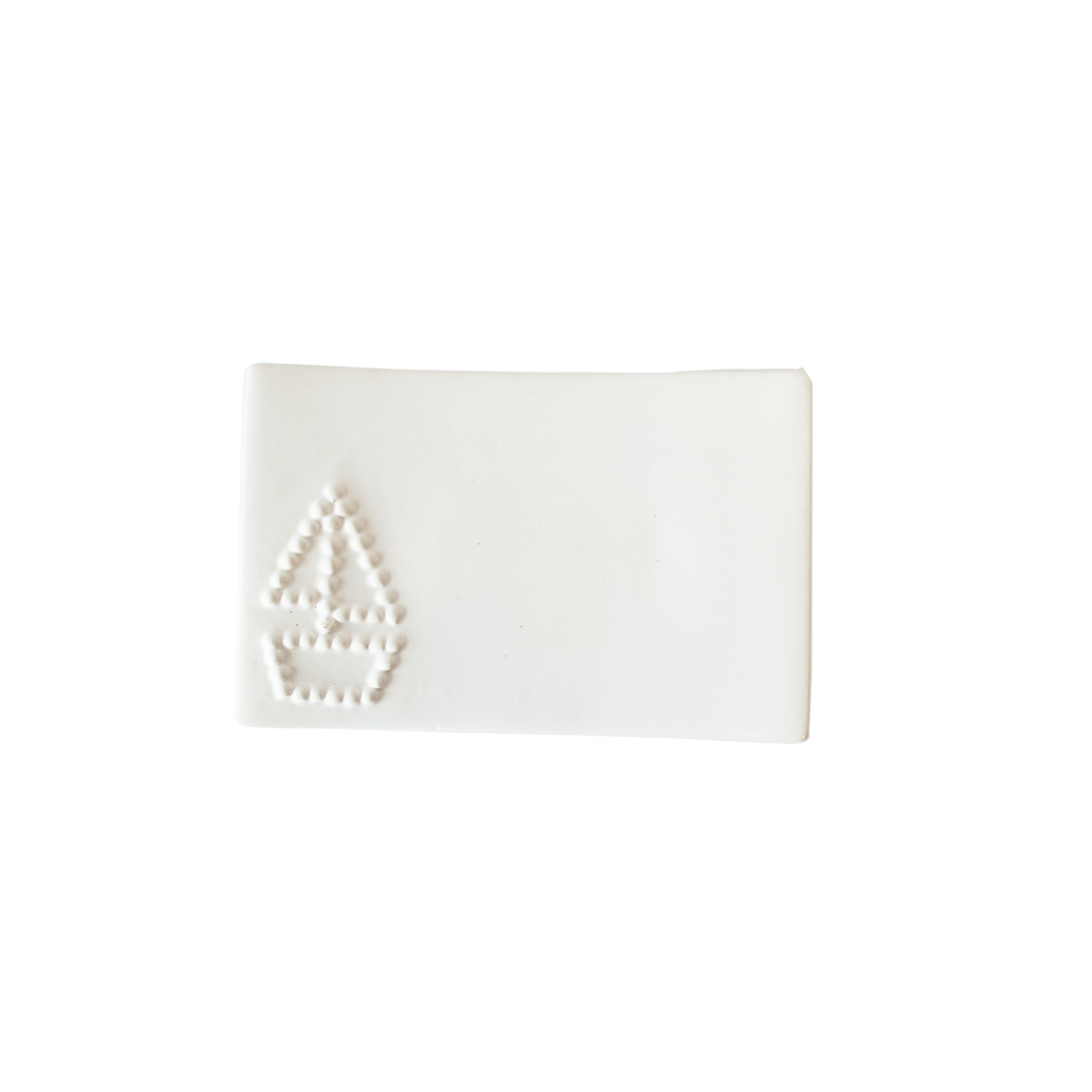 Seaside Embossed Collection Boat Soap Dish