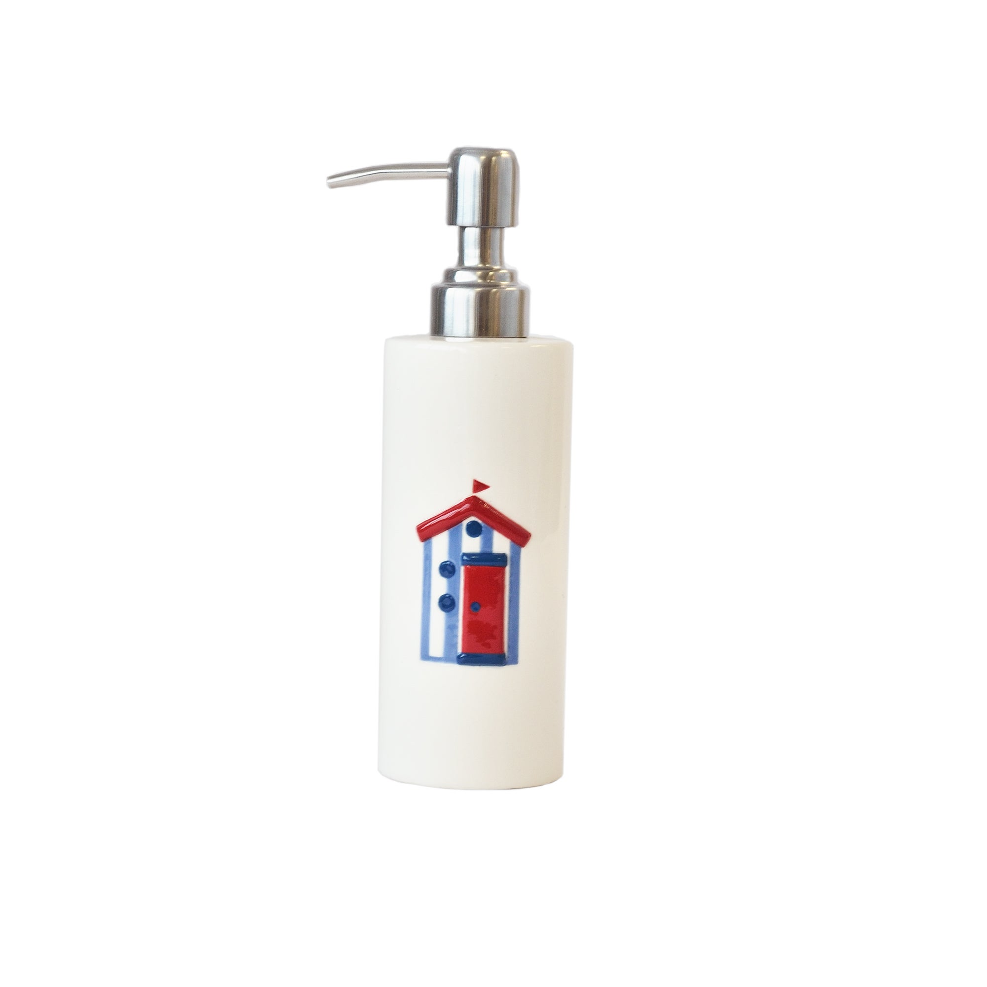 Beach Hut Collection Lotion Dispenser