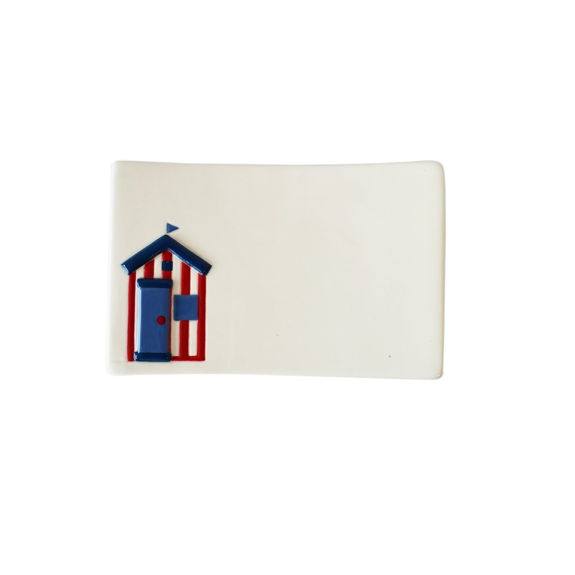 Beach Hut Collection Soap Dish
