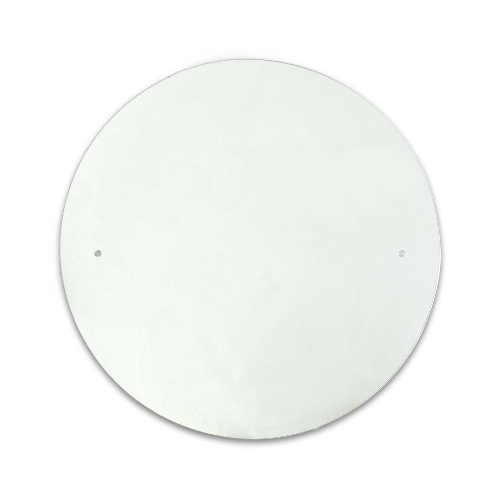 Plain Circular Mirror