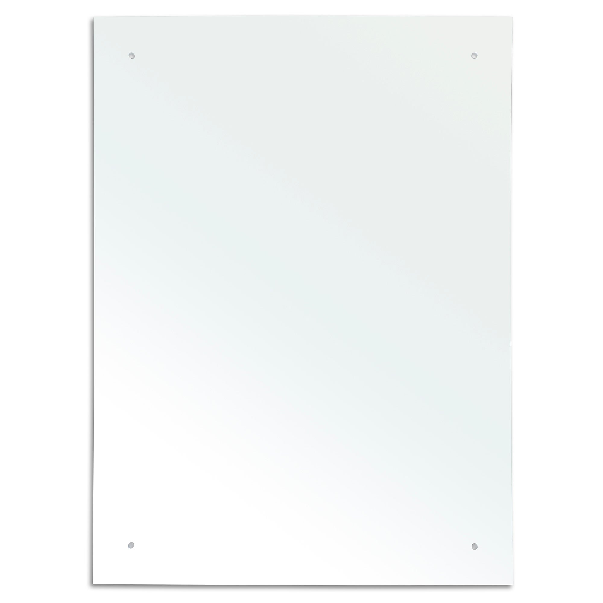 Plain Rectangular Mirror