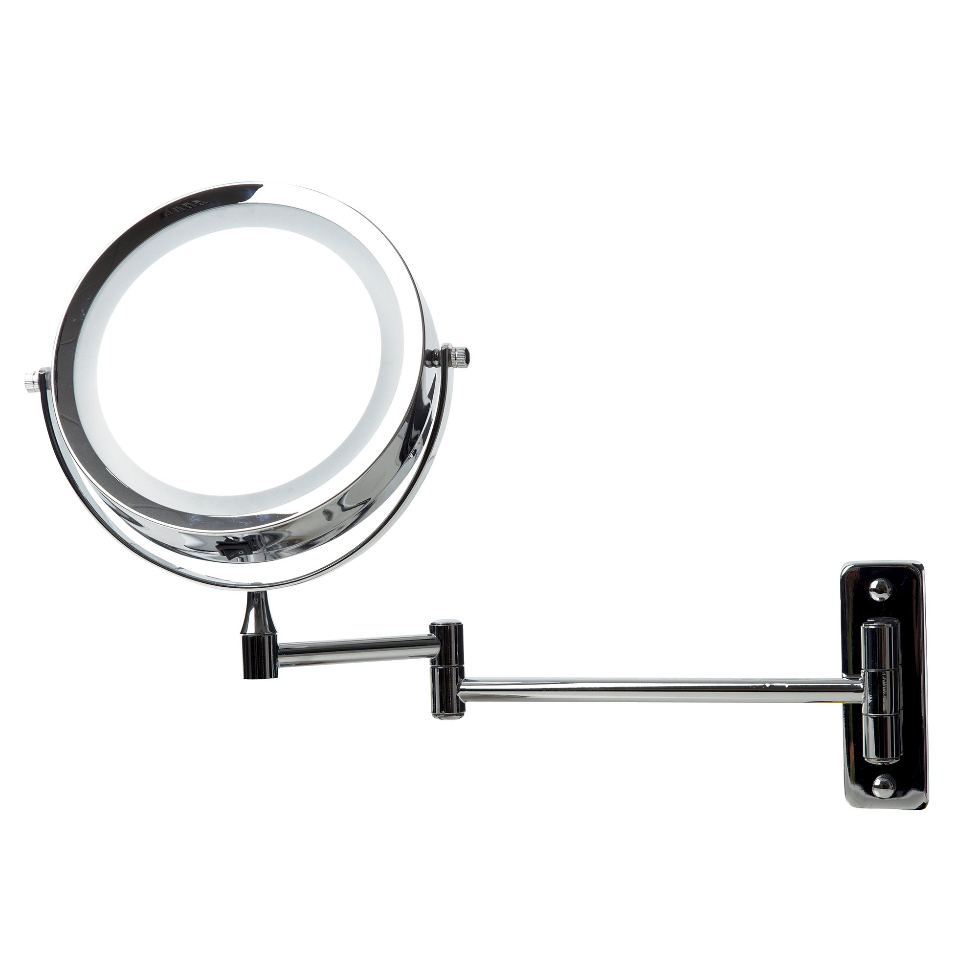 Extendable Wall Mounted LED Mirror