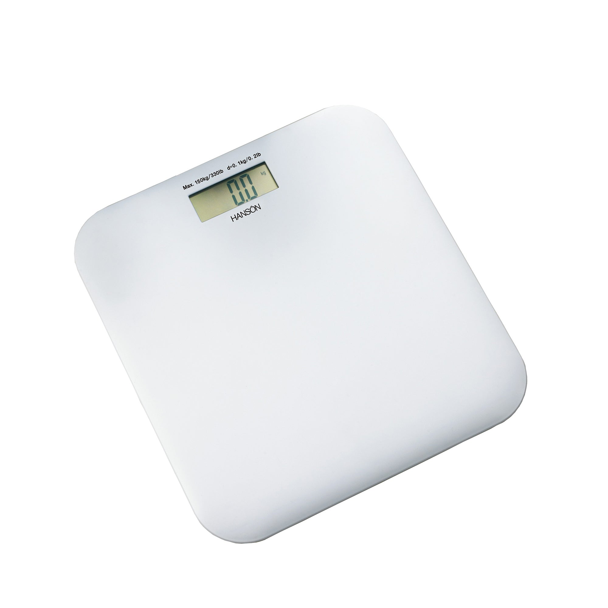 Hanson Pillow Electronic Bathroom Scale