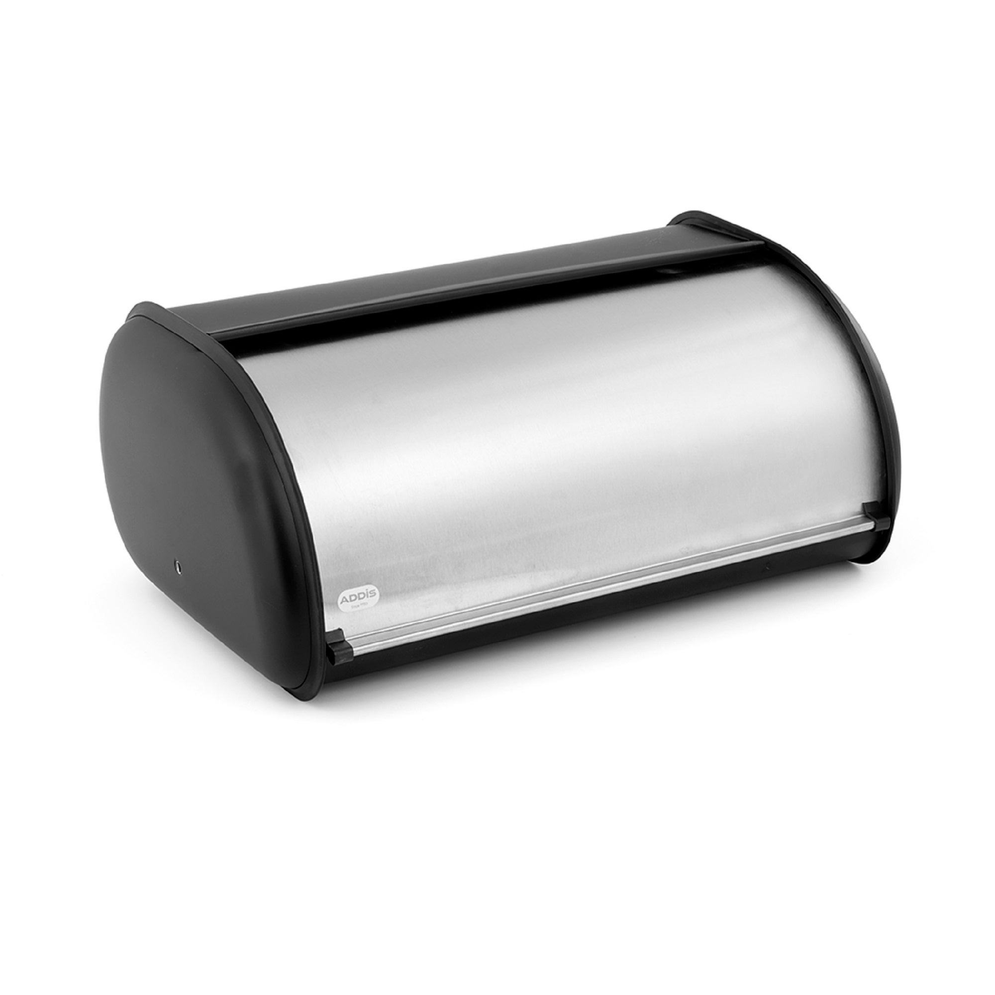 Addis Deluxe Stainless Steel Roll Top Bread Bin