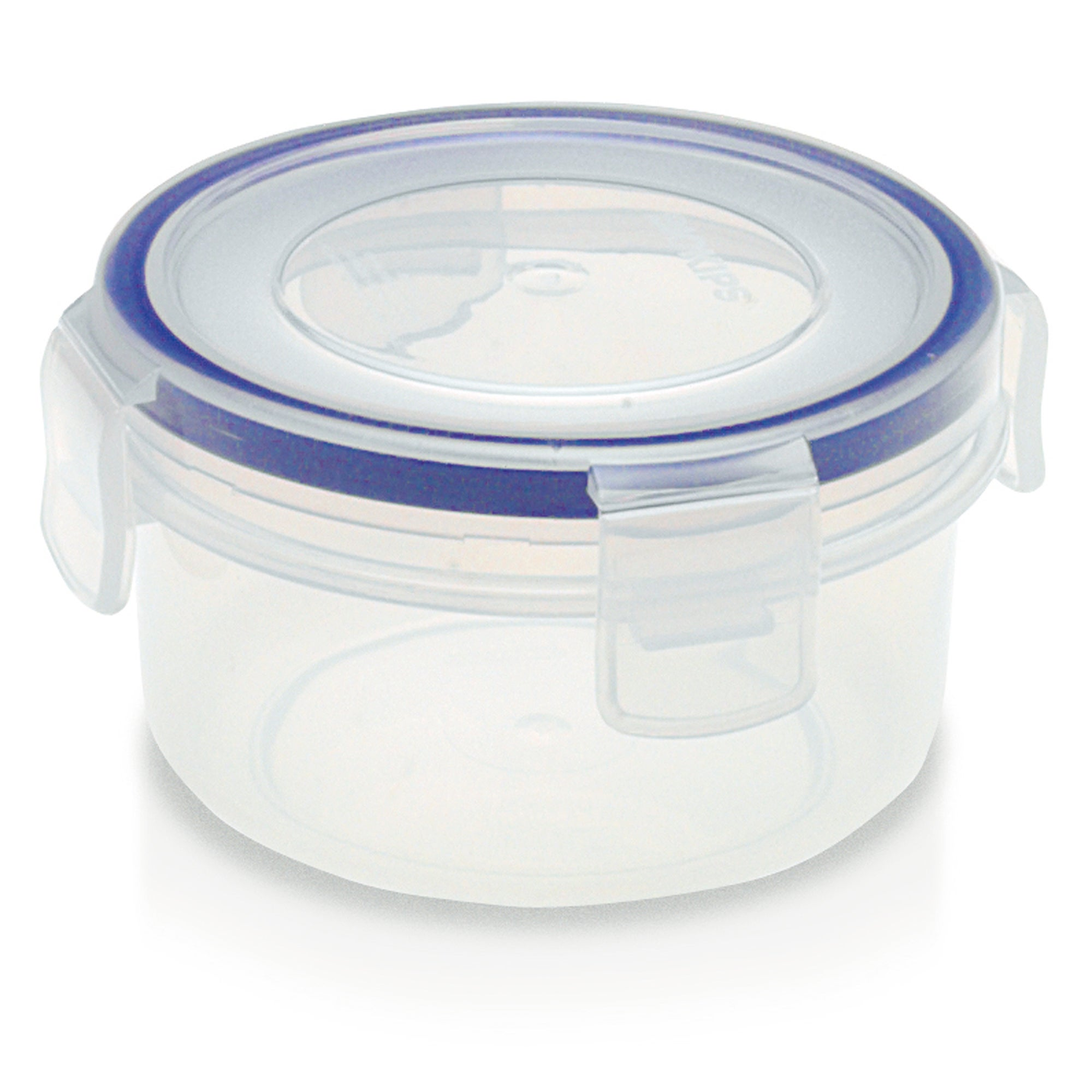 Addis Clip & Close Round Food Storage Box