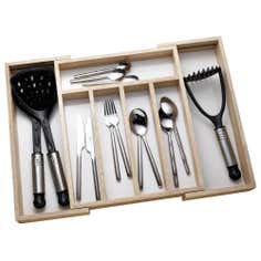 Cookshop Expanding Cutlery Tray