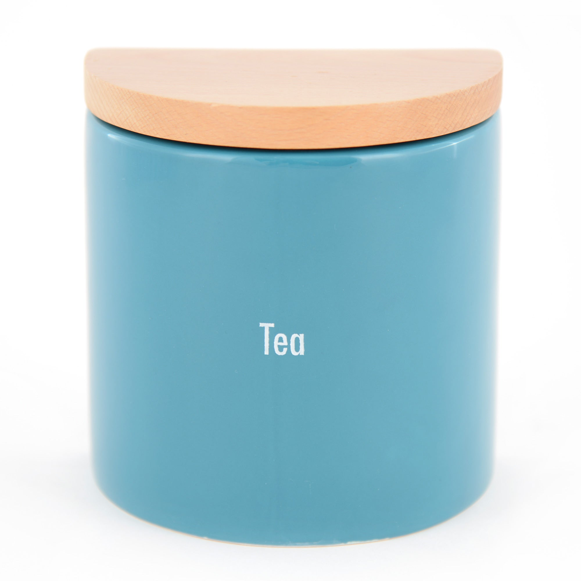 Ark Collection Tea Canister
