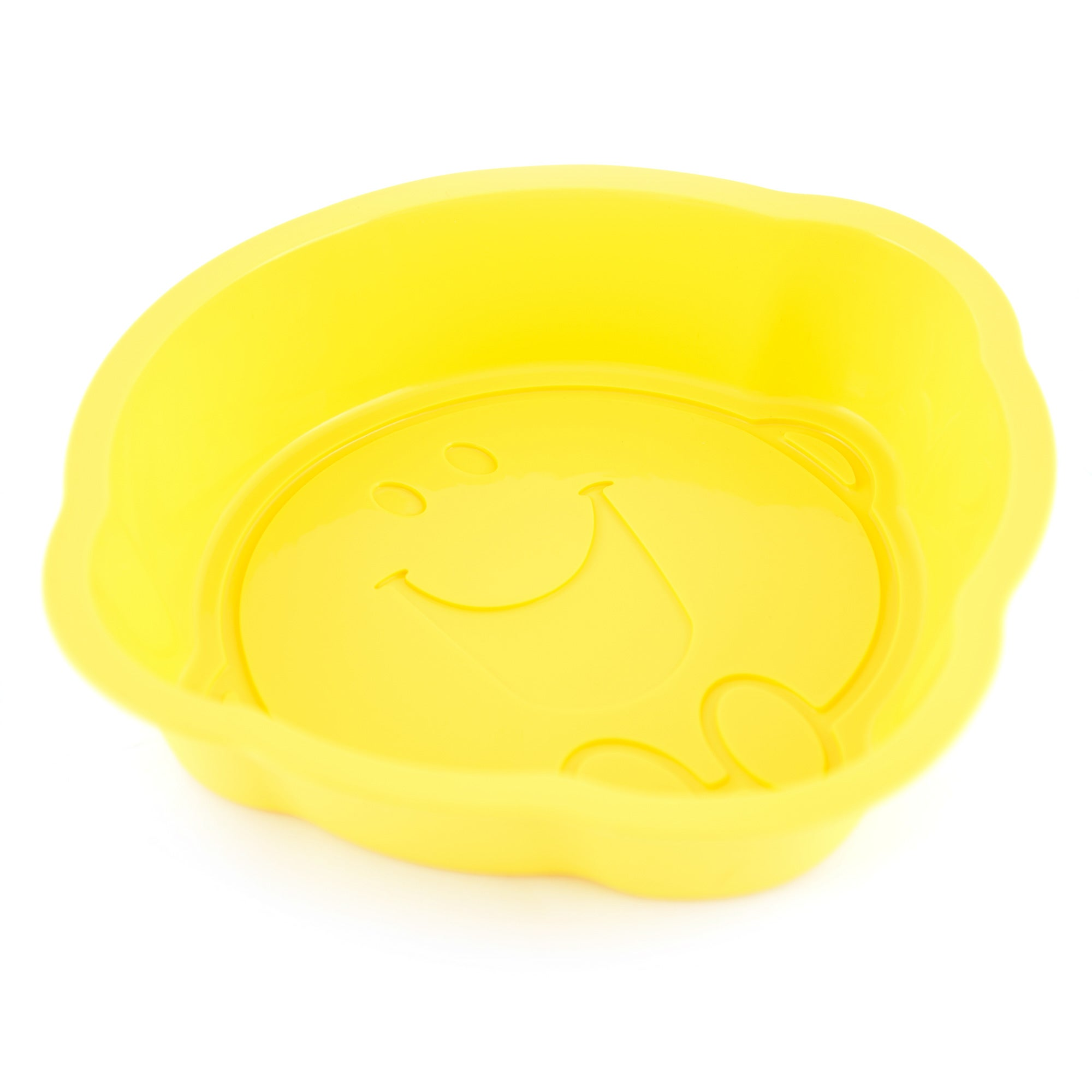 Kids Mr Happy Silicone Cake Mould