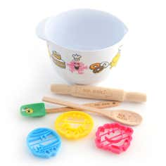 Kids Mr Men 7 Piece Baking Set