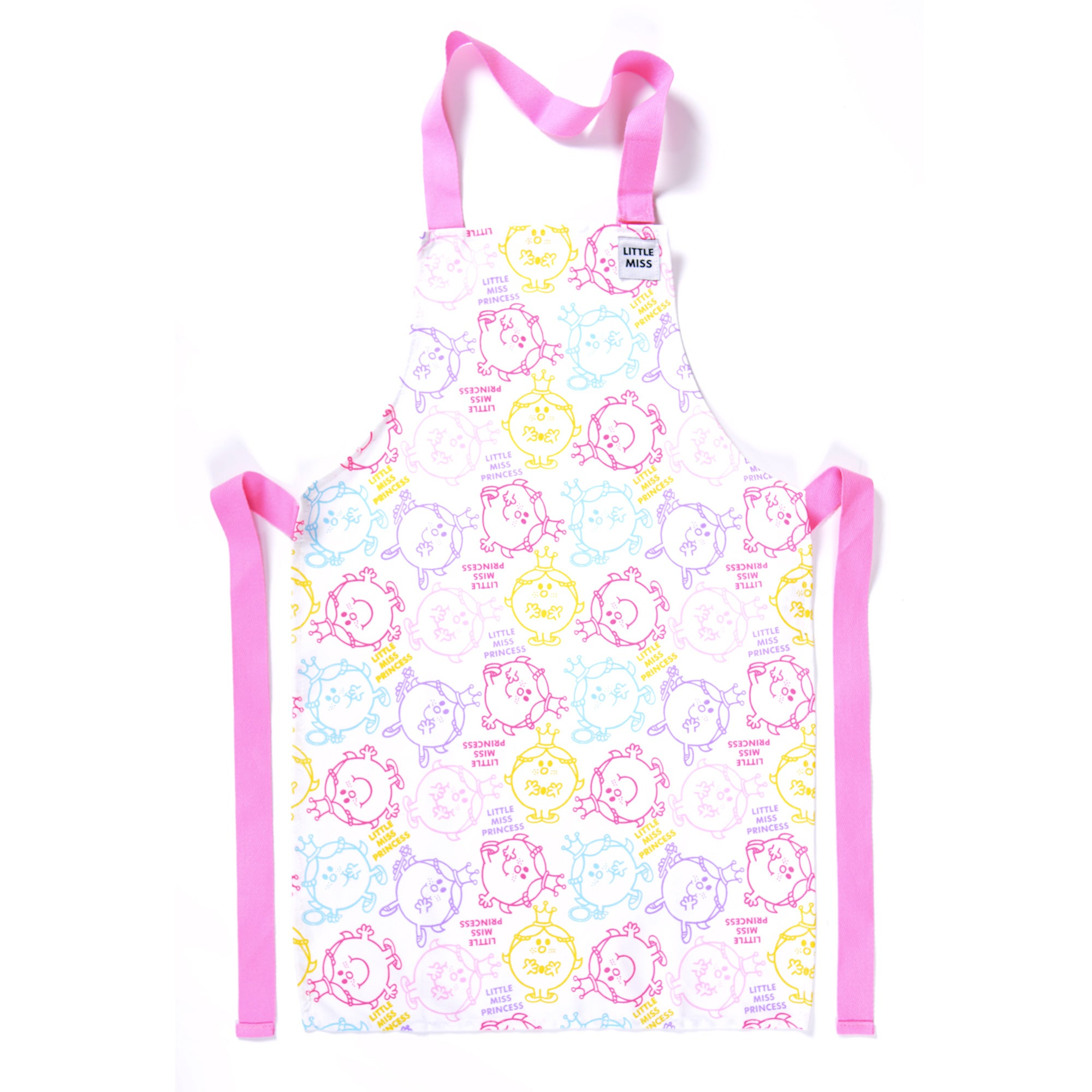 Kids Little Miss Princess Apron