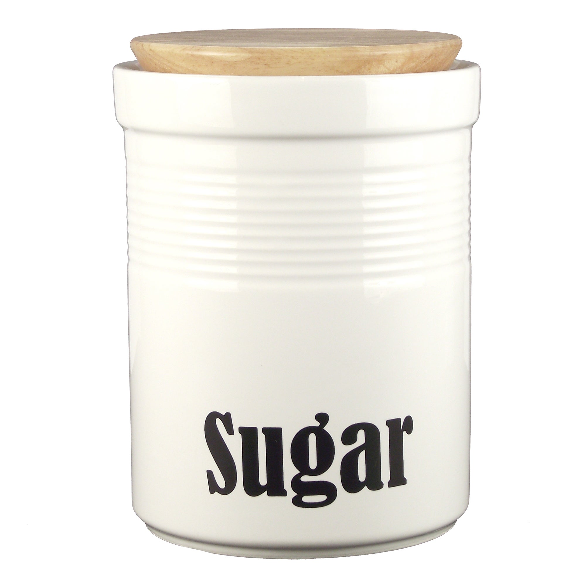 Back to Basics Collection Sugar Canister