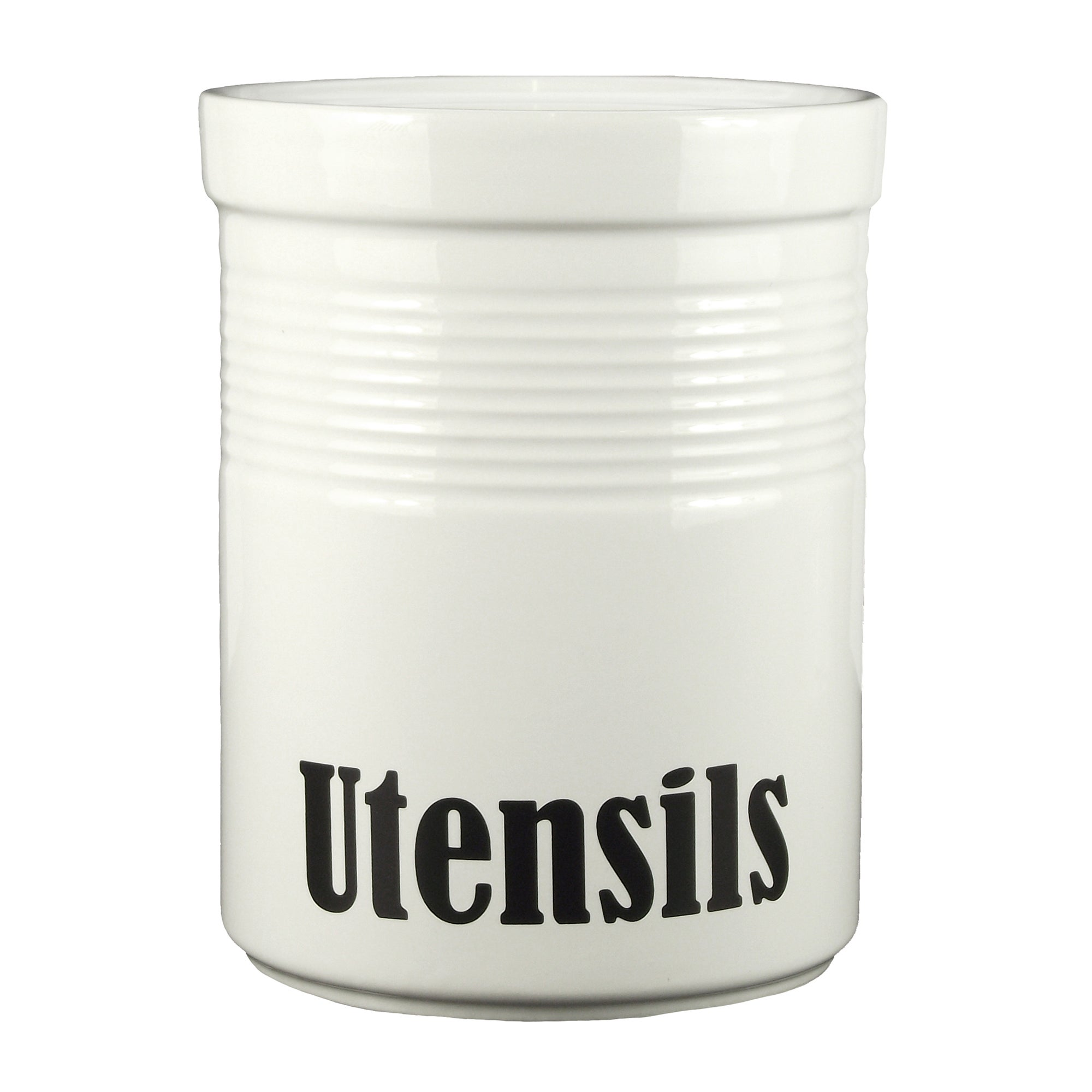 Back to Basics Collection Utensil Canister