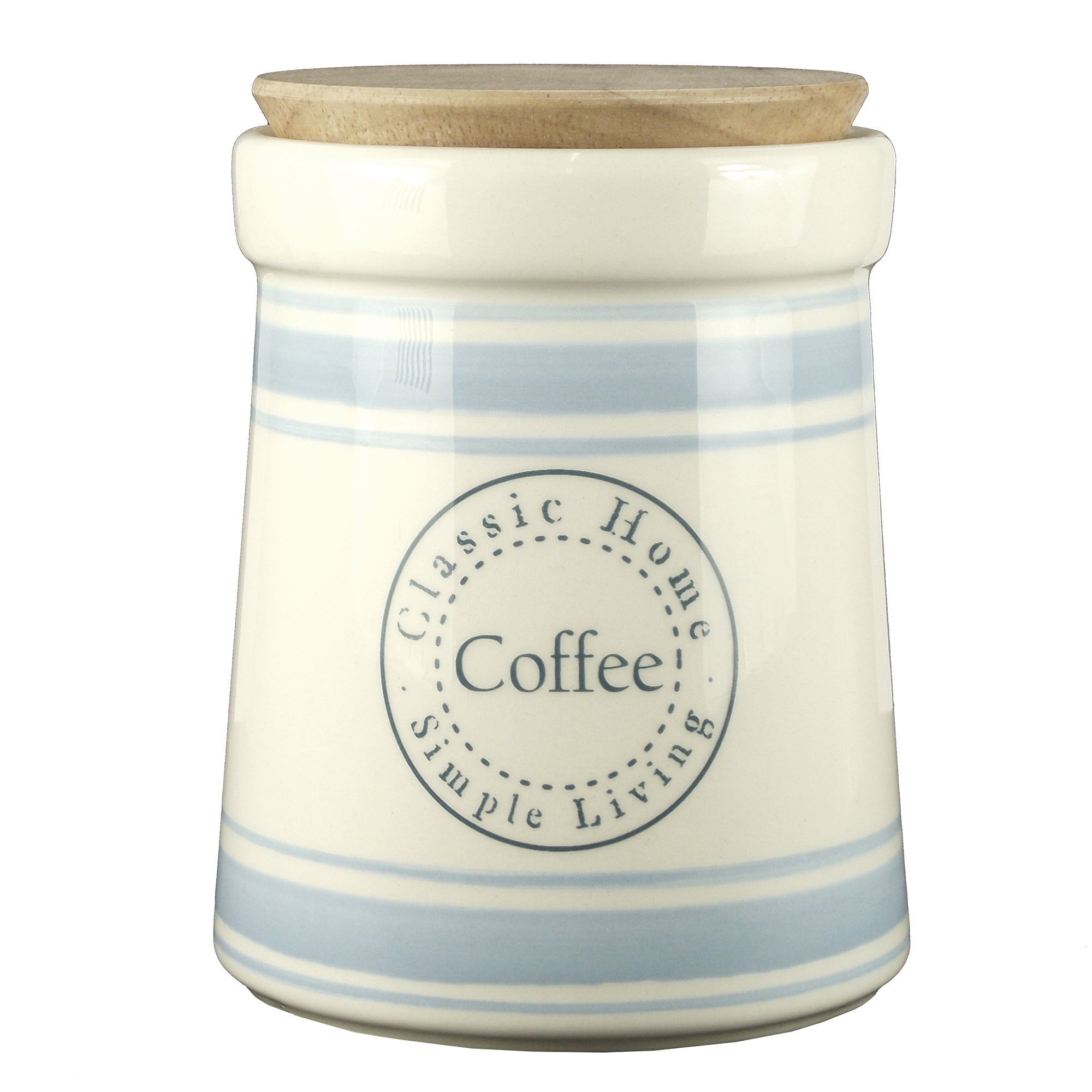 Classic Home Collection Coffee Canister