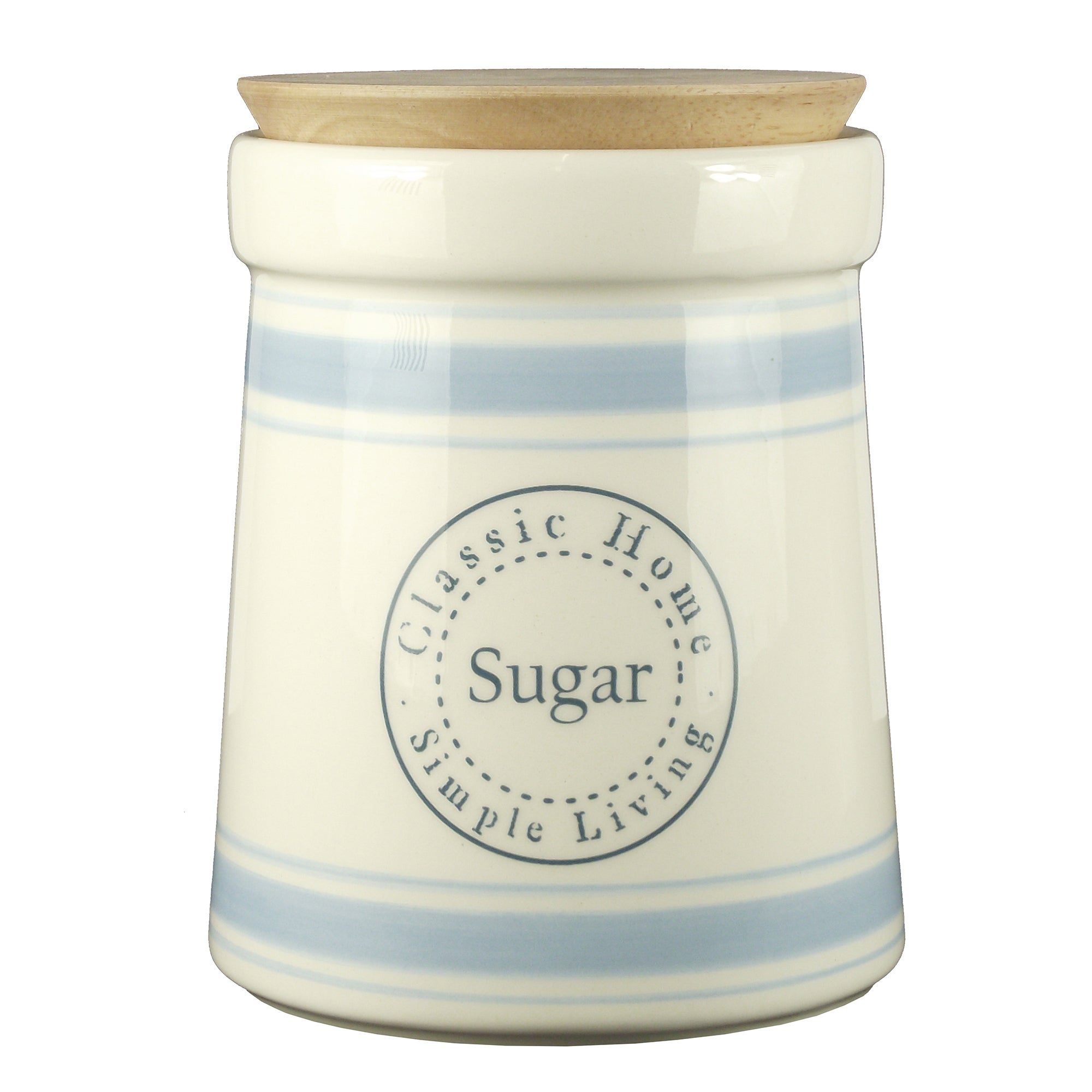 Classic Home Collection Sugar Canister