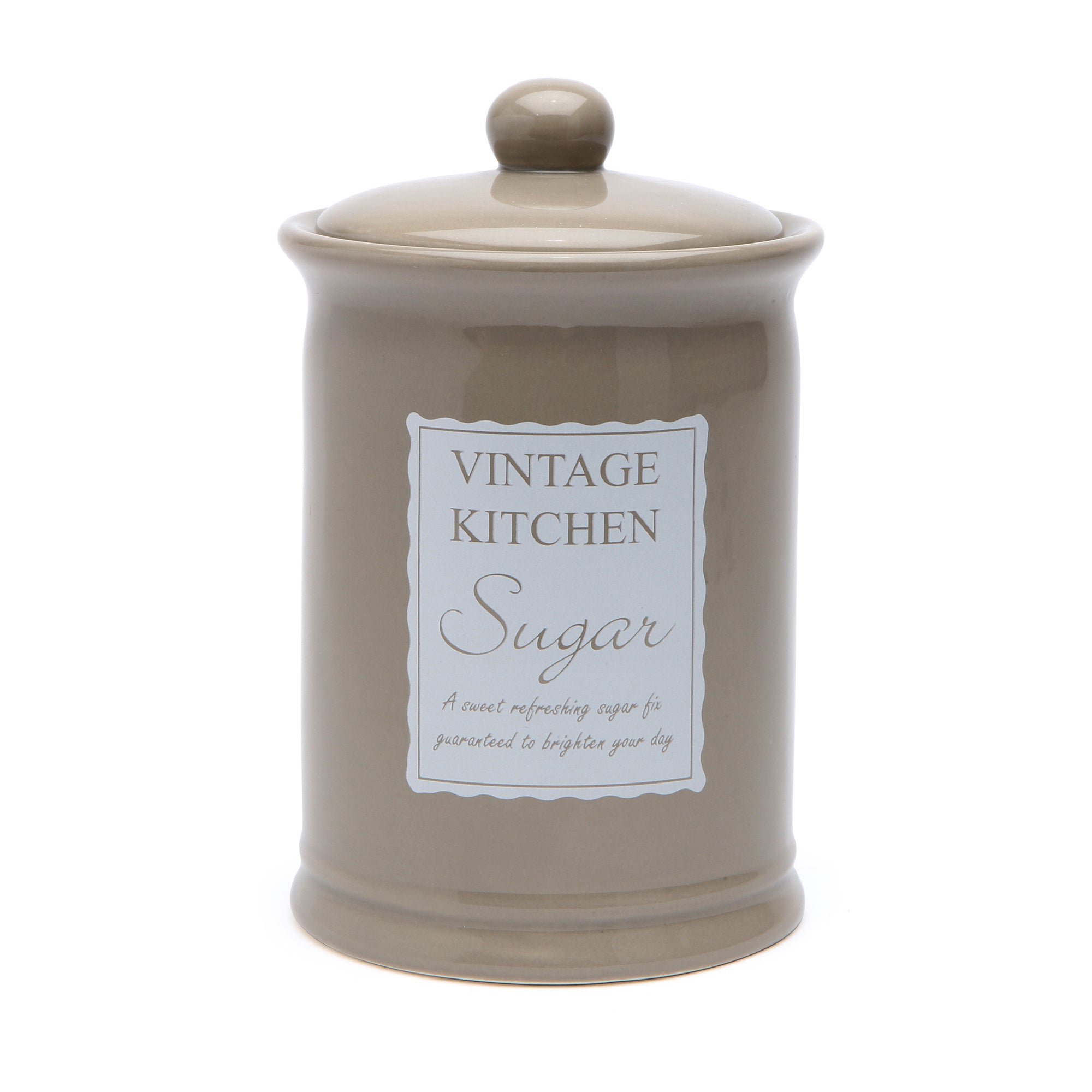 Vintage Kitchen Collection Sugar Canister