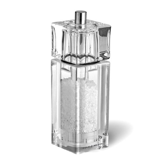 Cole and Mason Cube Precision Salt Mill