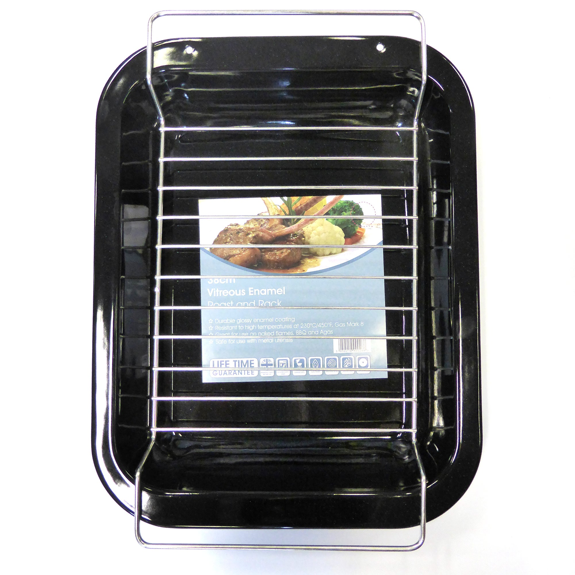 Vitreous Enamel Roast Rack