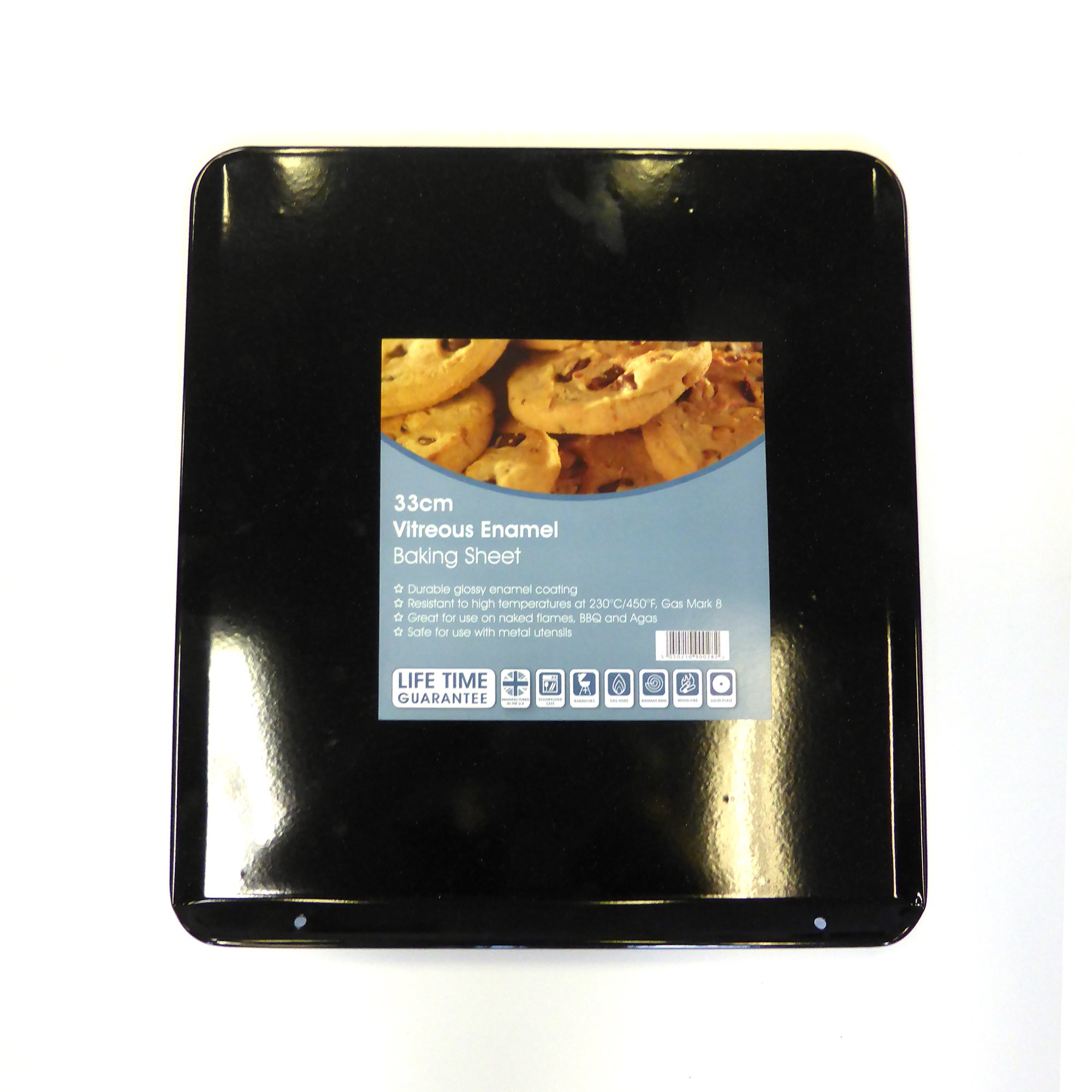 Vitreous Enamel Baking Sheet
