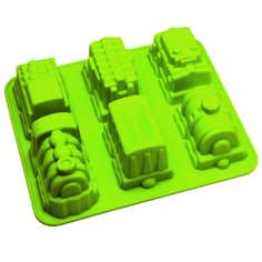 Kids Silicone Train Mould