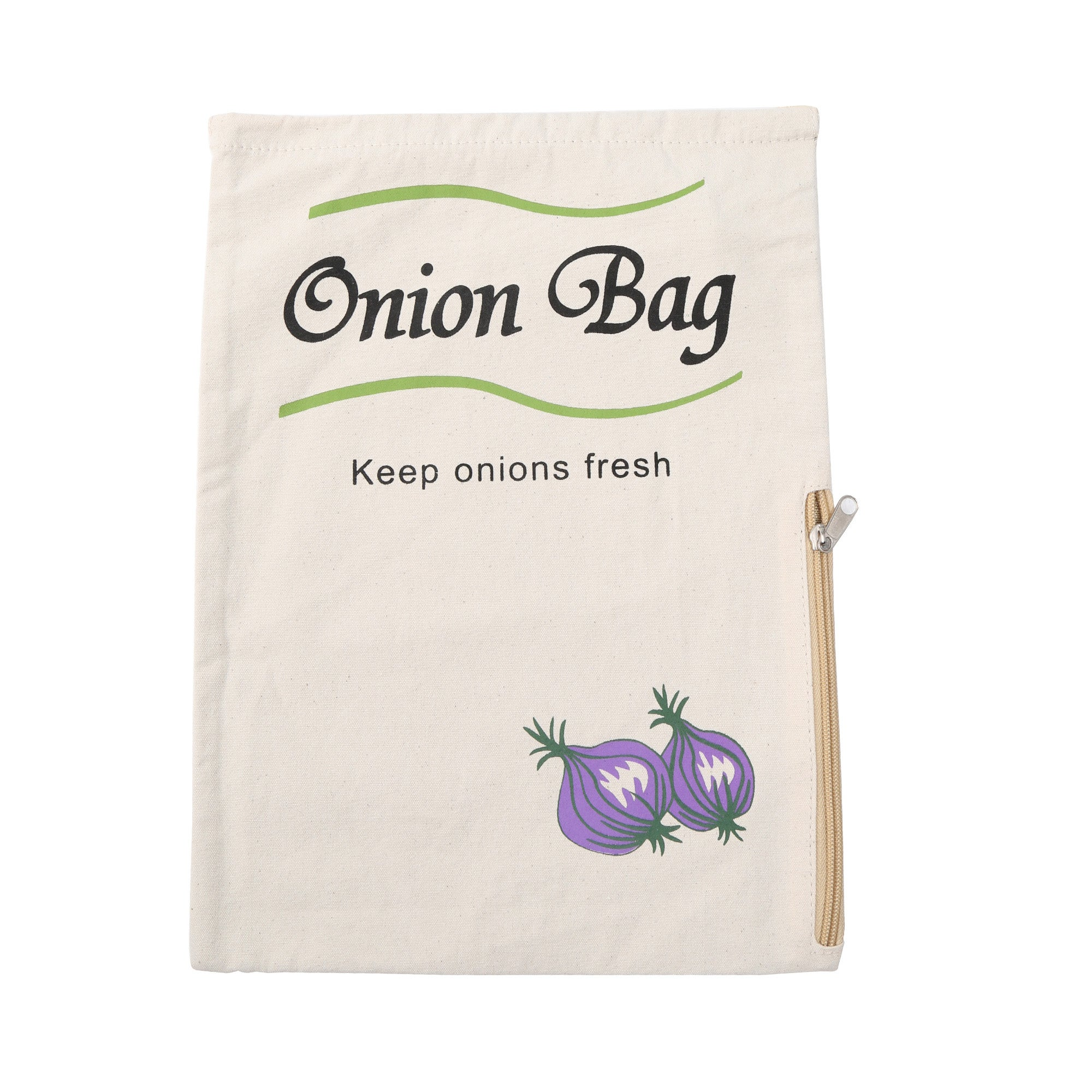 Canvas Onion Bag