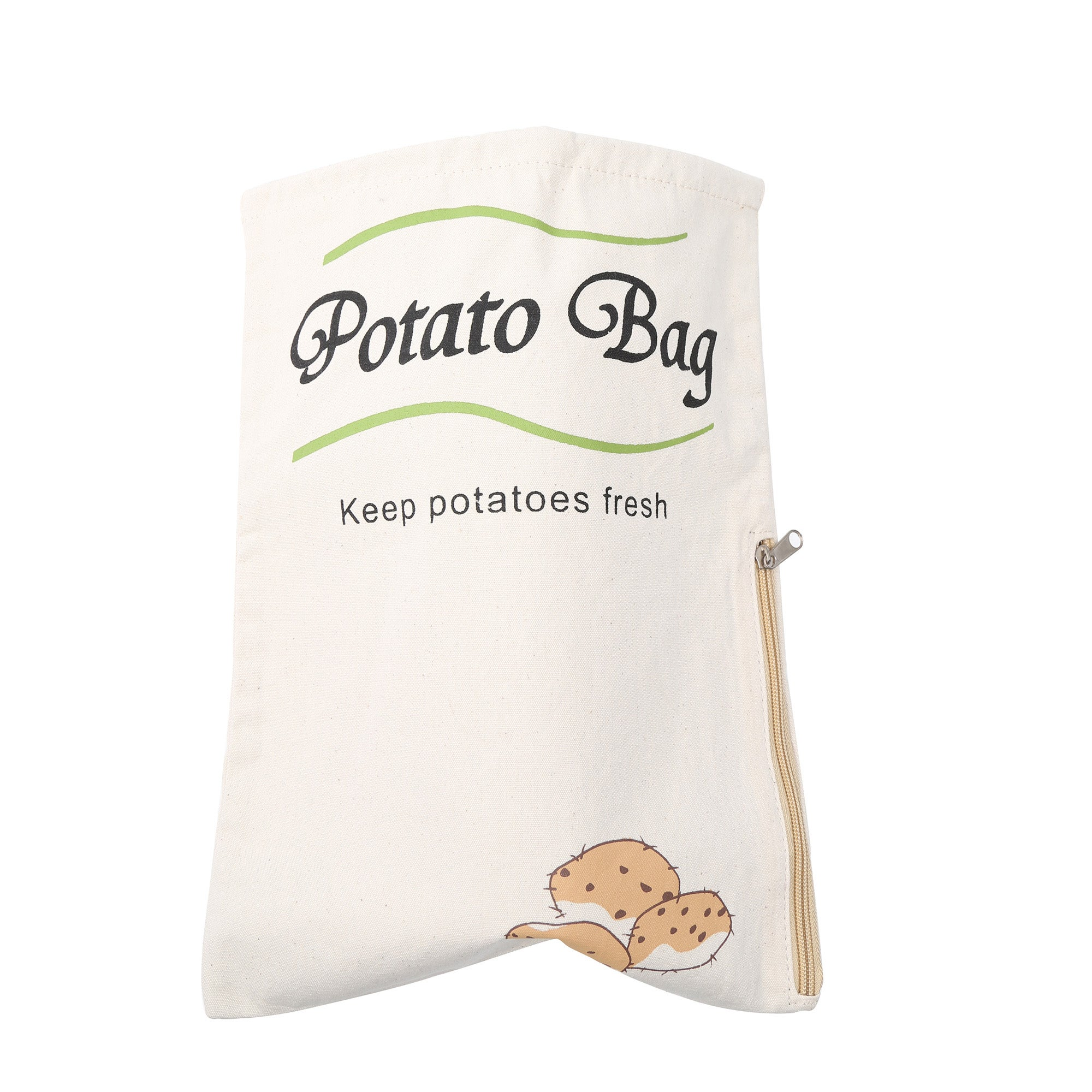 Canvas Potato Bag