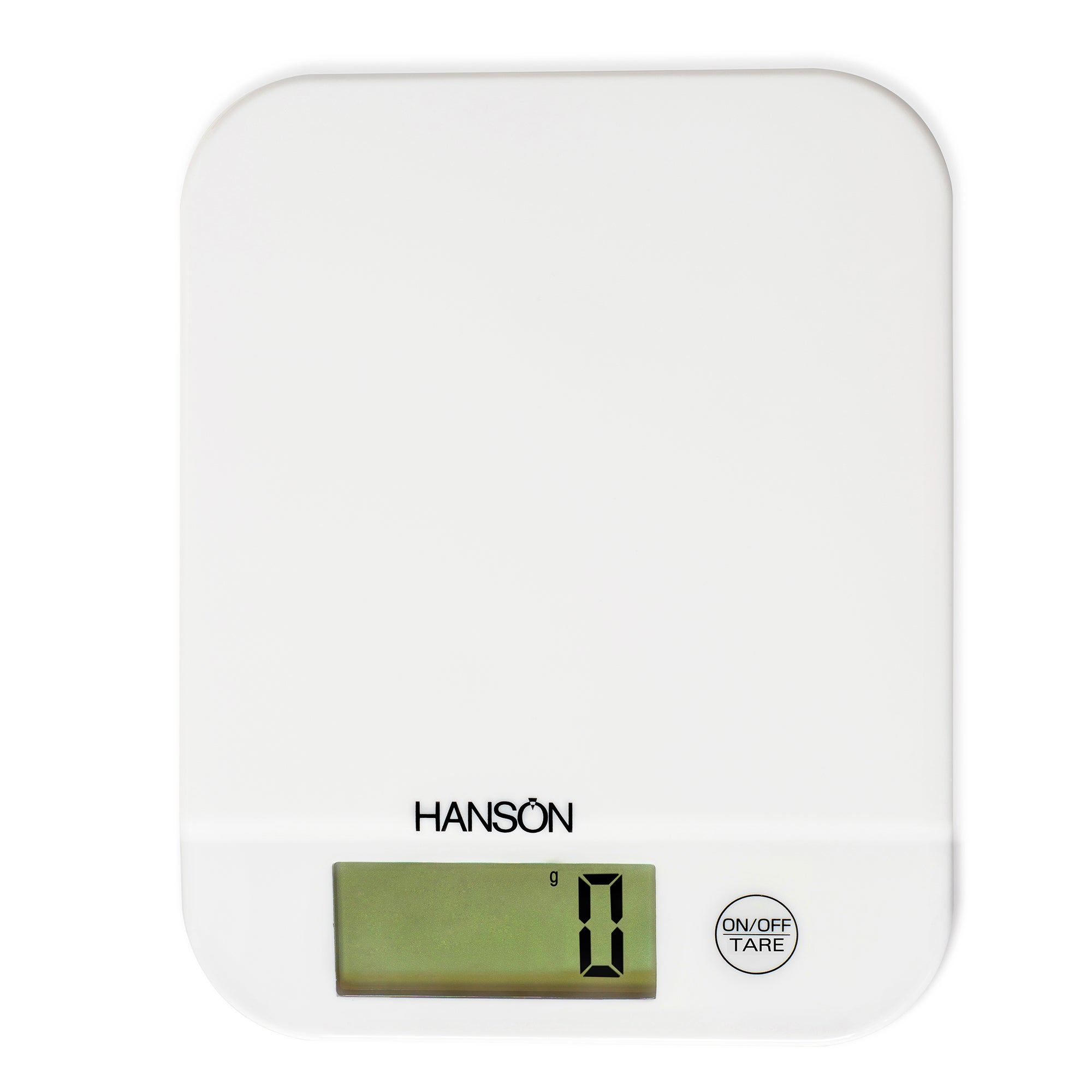 Hanson H1060 5kg Electronic Scales With Liquid Measurement