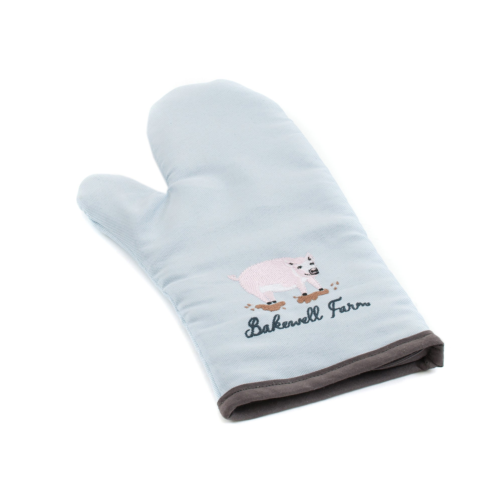Bakewell Farm Collection Single Oven Glove