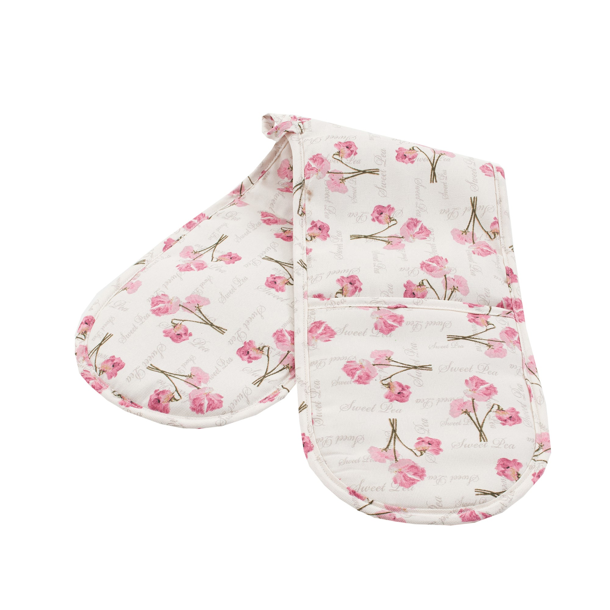 Sweet Pea Collection Double Oven Glove