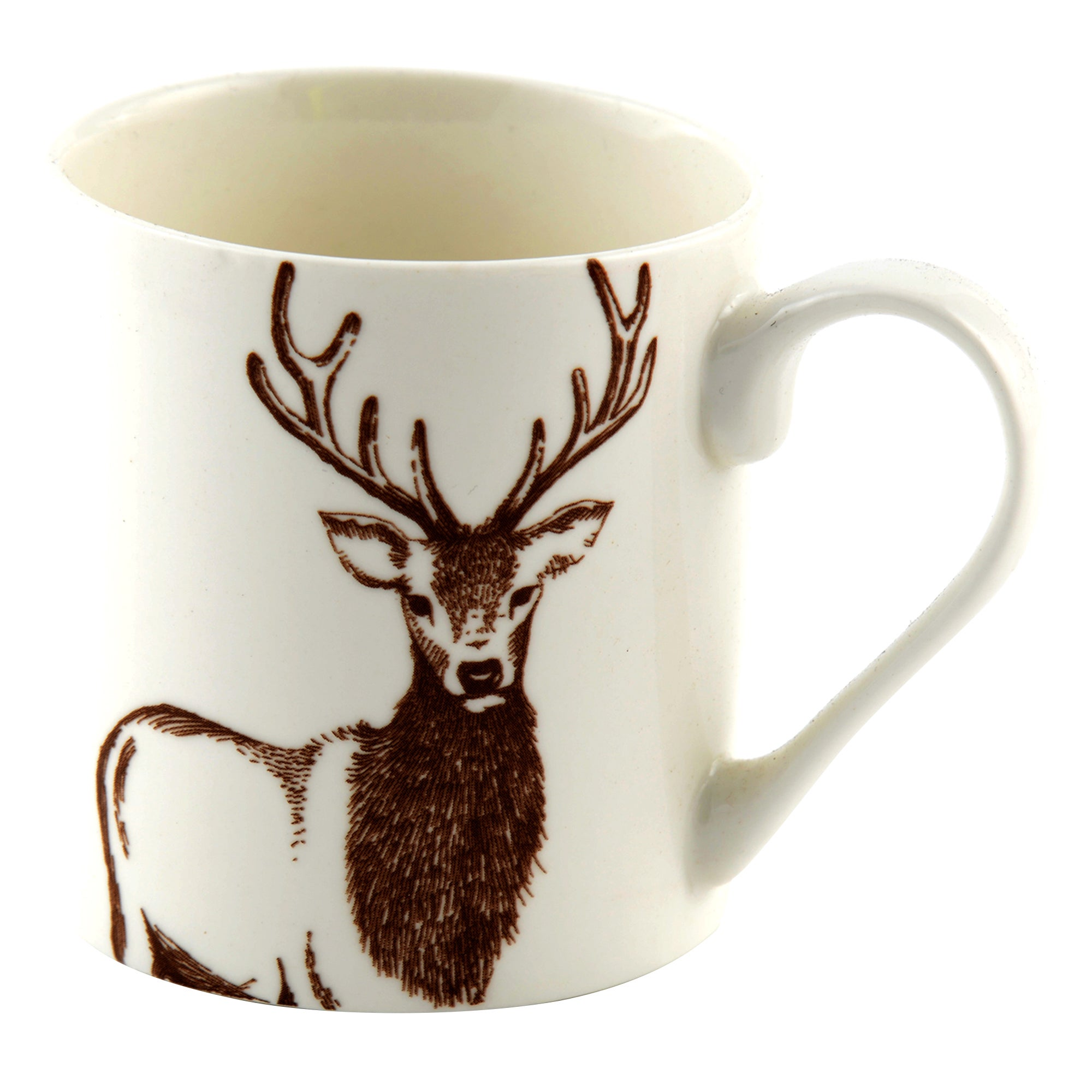 Woodland Animal Collection Stag Mug
