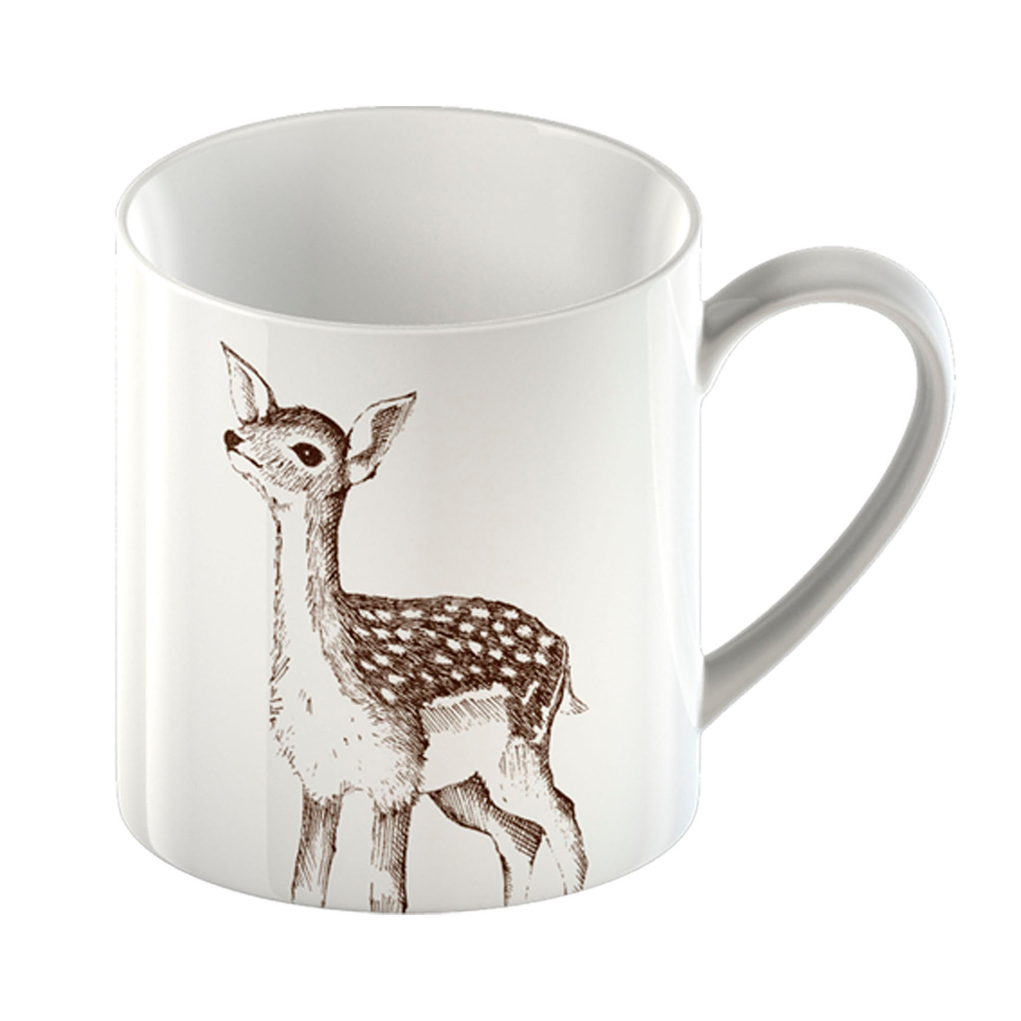 Woodland Animal Collection Deer Mug